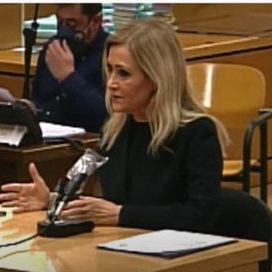 Cristina Cifuentes juicio master EP