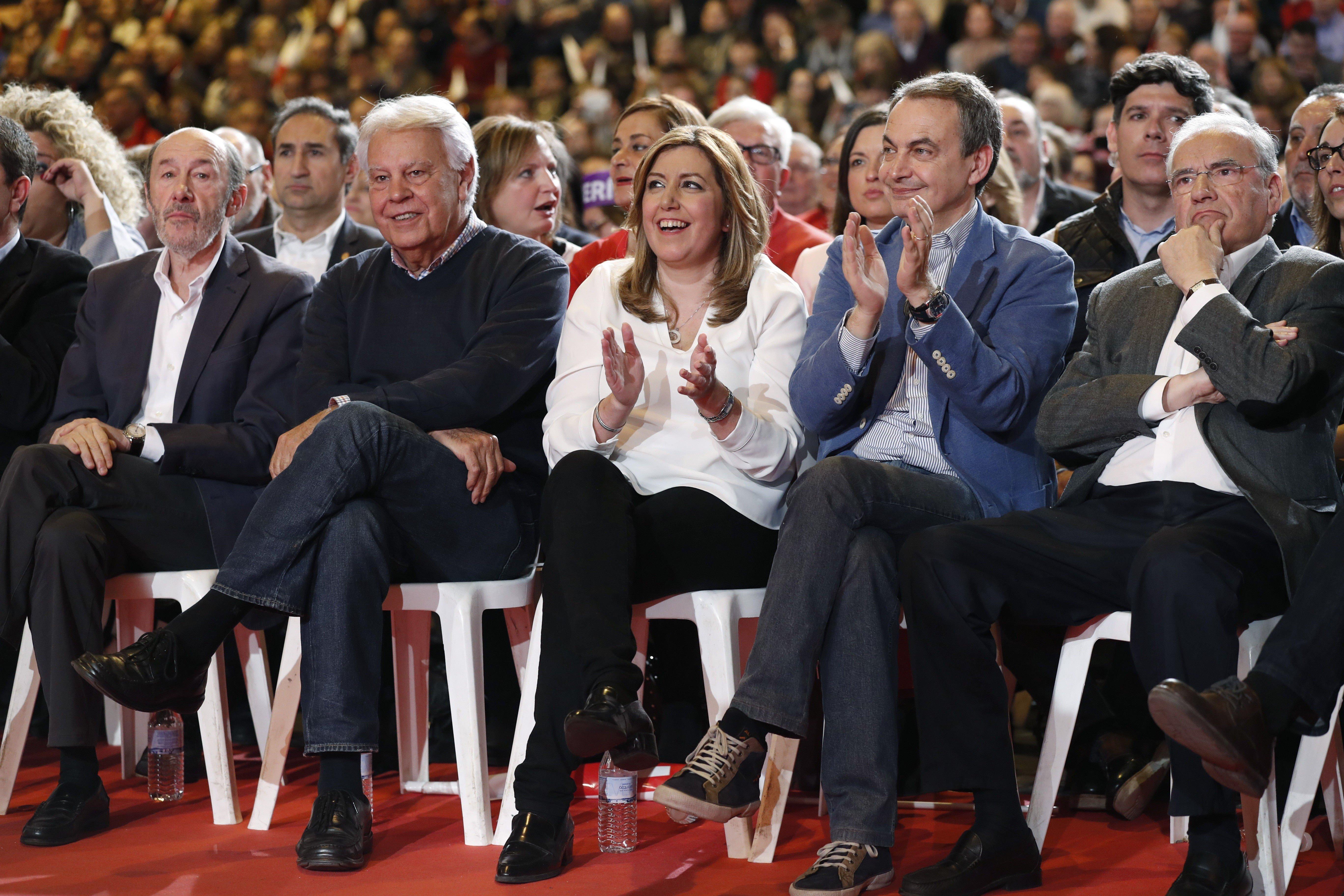 Díaz Zapatero González PSOE