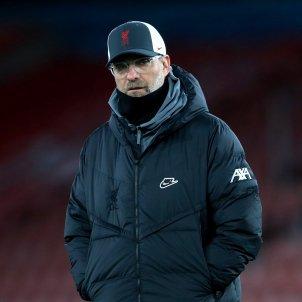 Jurgen Klopp Liverpool entrenador Europa Press