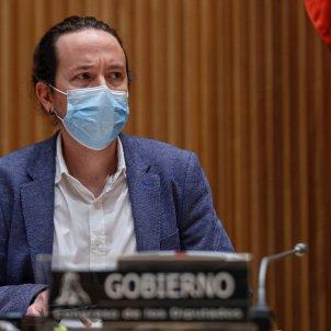 vicepresidente Pablo Iglesias - Efe