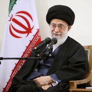 EuropaPress 1608624 lider supremo iran avisa trump has cometido error Alí Jamenei