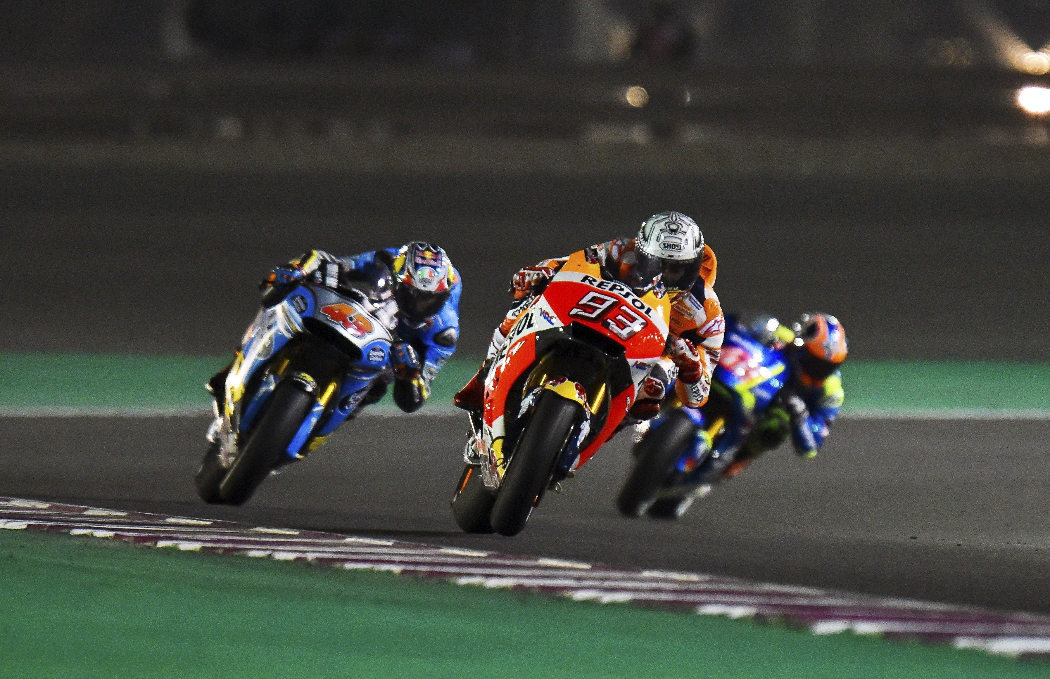 Marc Márquez GP Qatar Efe