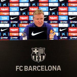 Ronald Koeman FCB rueda prensa @FCB