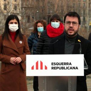 Pere Aragonès Lleida ACN