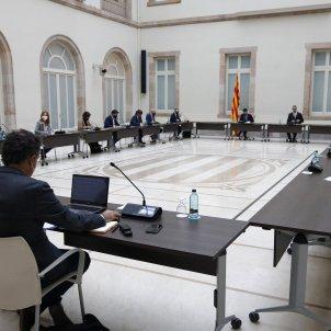 reunion govern elecciones - ACN