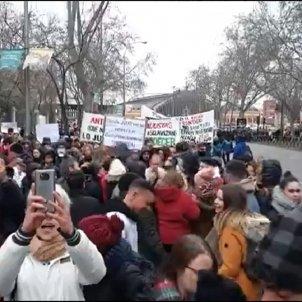 manifestación madrid negacionistas - Captura