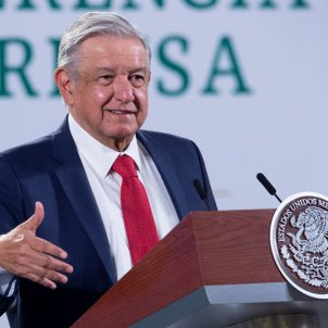Lopez Obrador Mèxic EFE