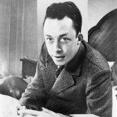 El escritor Albert Camus, ganador del Premio Nobel de Literatura, en 1957/Biblioteca del Congreso