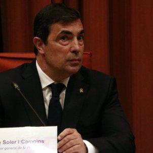 exdirector general dels Mossos d'Esquadra, Pere Soler, - ACN