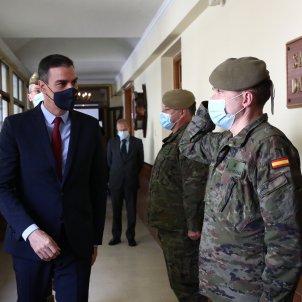 Sánchez militars Europa Press