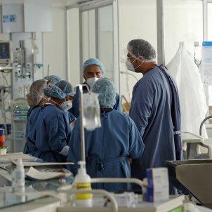 coronavirus hospital uci efe