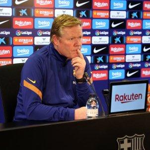 Ronald Koeman Barça FC Barcelona