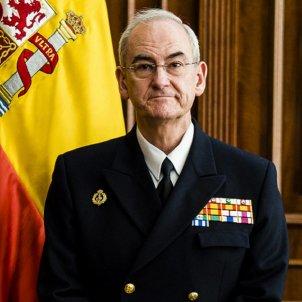 teodoro lopez calderon nou jemad ministeri defensa