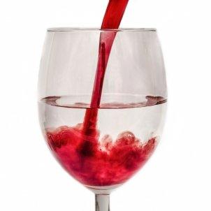 Aigua al vi Agua al vino