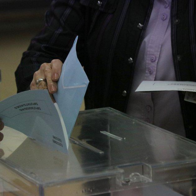 Urna Acn Eleccions