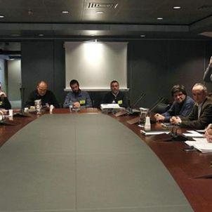 reunio comite empresa metro vaga