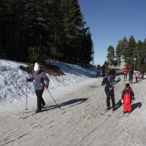 Estació esquí la Vansa ACN