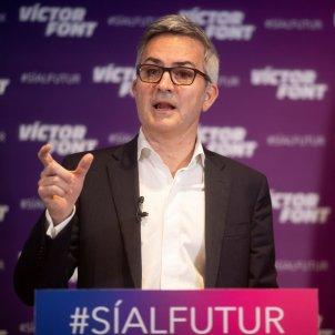 Víctor Font EFE