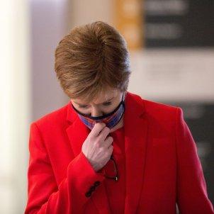 Nicola Sturgeon Europa Press
