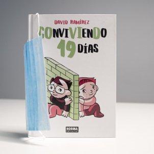 Conviviendo 19 días - Marc Ortín