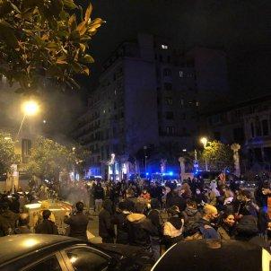 manifestacio pablo hasel - @SanitarisxRep