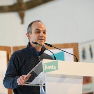 Jordi Turull campanya eleccions Seu d'Urgell ACN