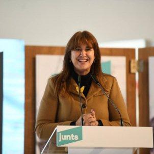 Laura Borràs campanya eleccions Seu d'Urgell ACN