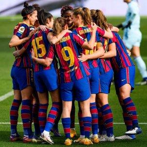 Barca femenino FC Barcelona