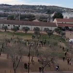 Batalla Vox Sabadell / @RadioSabadell