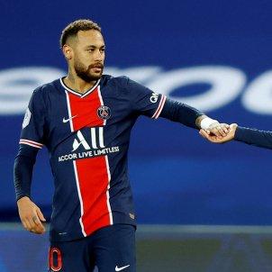 Neymar Mbappé PSG EFE
