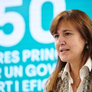 Laura Borràs campanya jxcat Julio Díaz