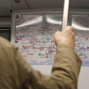Imatges De Recurs Per Ilustrar Incidències Al Metro