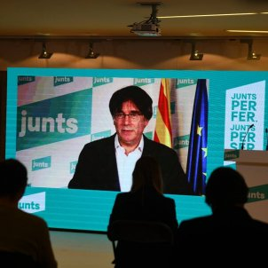 puigdemont Mataró JxCat / Julio Díaz
