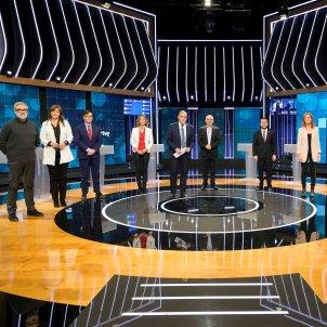 debate electoral TVE elecciones Catalunya 14-F