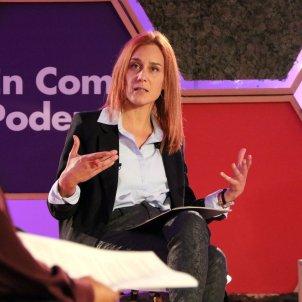 Candidata comuns elecciones catalanas 14-F Jessica Albiach - ACN