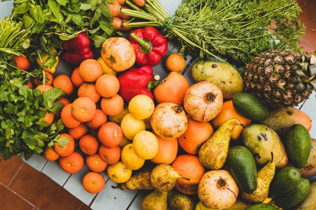 frutas unsplash
