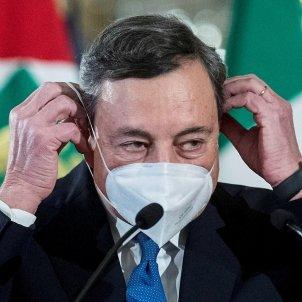 Mario Draghi gobierno Italia Efe