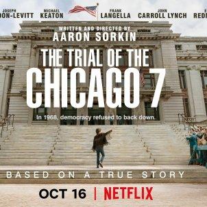 Juicio a los 7 de Chicago/Netflix