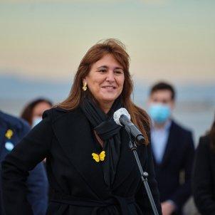 Laura Borràs Delta de l'Ebre / ACN