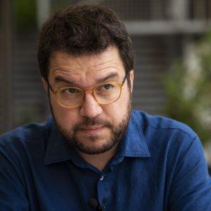 Pere Aragonès ERC - Sergi Alcazar