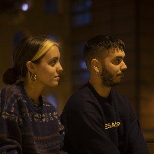 Ginestà Pau y Julia Serrasolsas musico - Sergi Alcazar