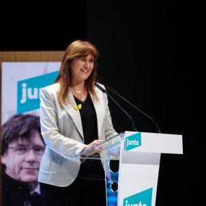 Laura Borras Badalona JxCat / Julio Díaz