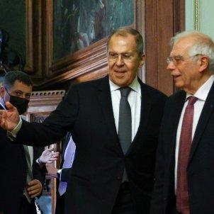 Ministre Exteriors rus Josep Borrell EFE