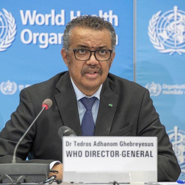 El Director General De La Organización Mundial De La Salud (Oms), Tedros Adhanom Ghebreyesus / Europa Press