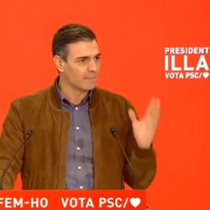 Pedro Sánchez PSC