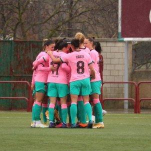 Barça femenino Logroño / FCB
