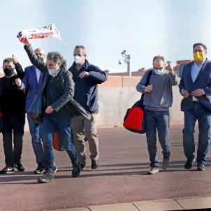 presos políticos Lledoners 29 01 2020 elecciones catalunya EFE