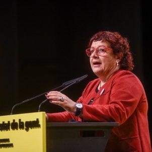 Acto central campaña electoral ERC Dolors Bassa- ERC