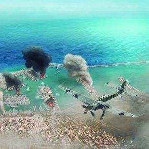 Sota les bombes p. 96 97