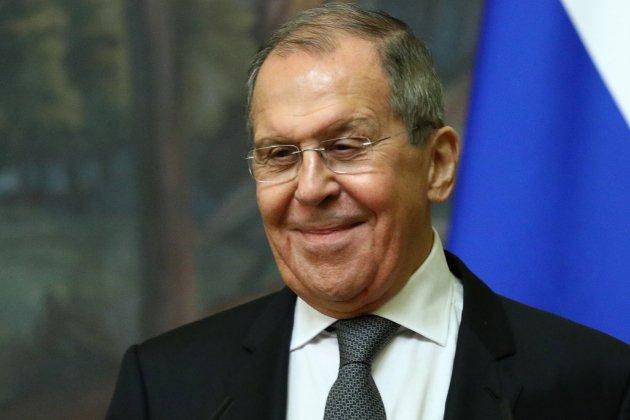 Ministre Exteriors rus  Sergei Lavrov